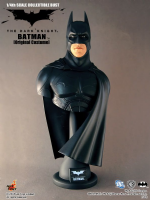 Batman Begins Limited Edition Gift Set - Blu-Ray & Hot Toys 1/4 Scale Collectible Bust